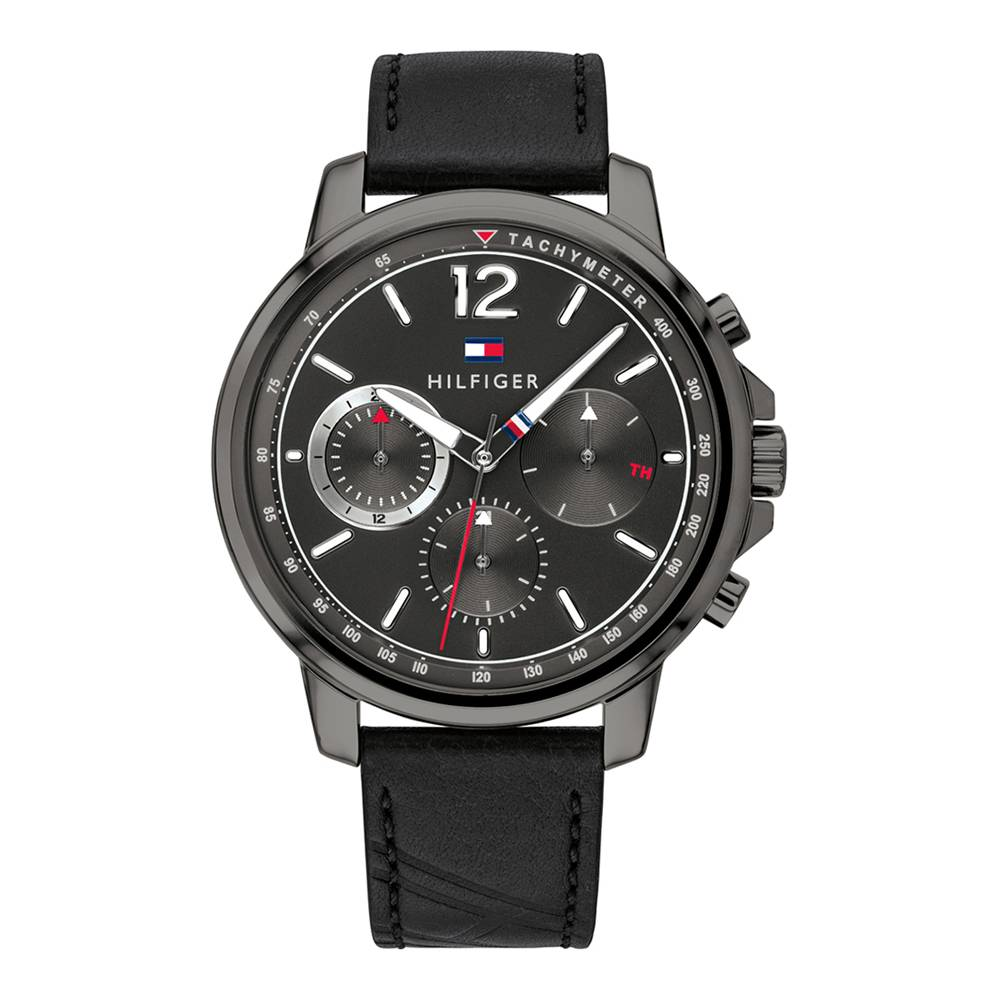 Tommy Hilfiger Chronograph Black Dial Men's Watch 1791533