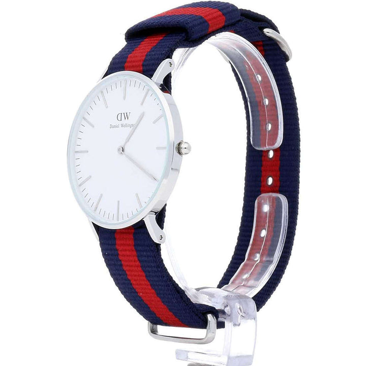 Daniel Wellington Classic Oxford 36mm Women's Silver Watch DW00100046
