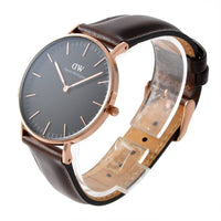 Daniel Wellington Bristol 36mm Women's Gold Watch DW00100137