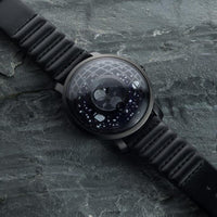 Xeric Trappist-1 Moonphase Deep Space Super-LumiNova Watch