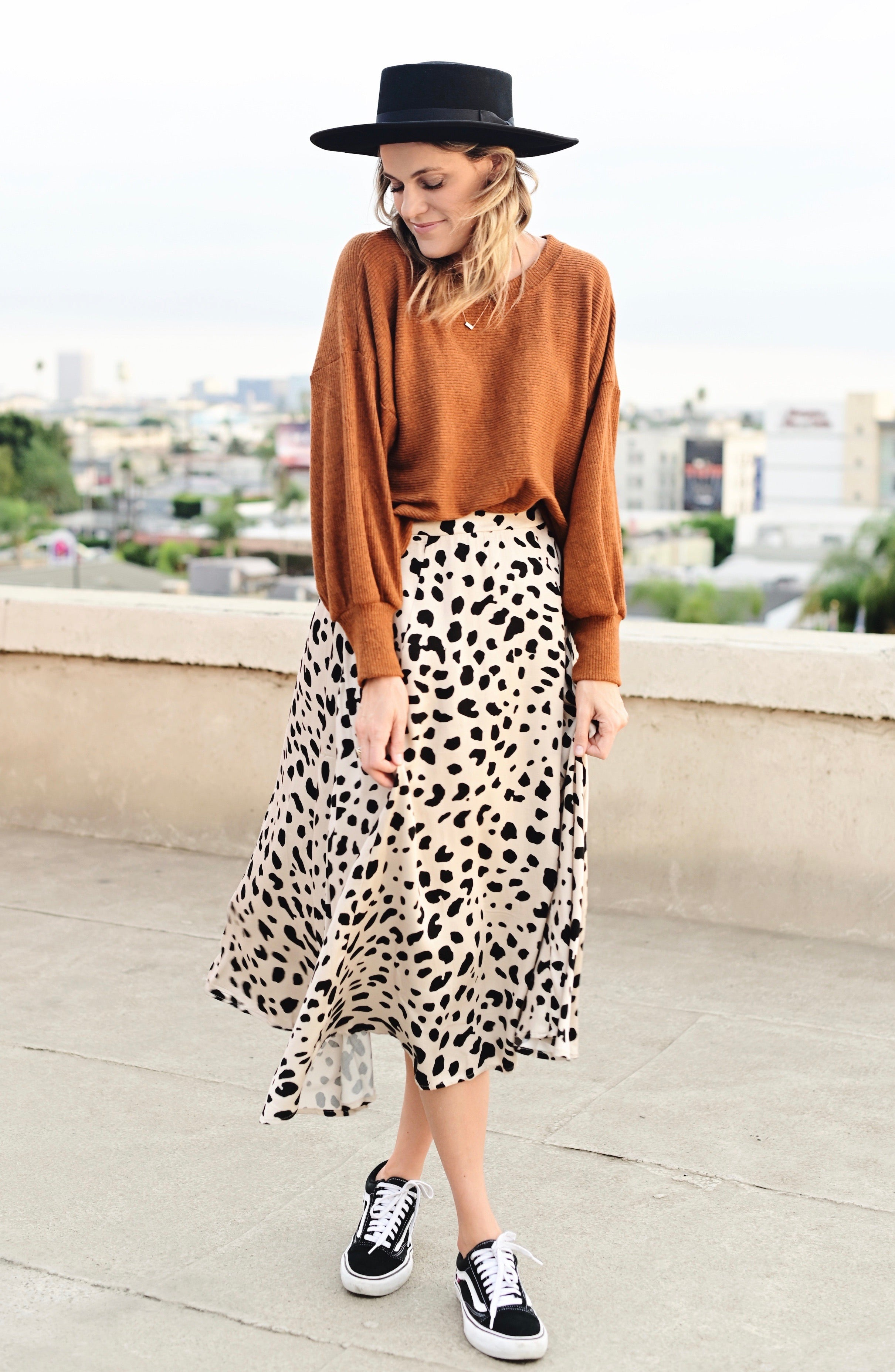 SHOP EVER BOWERY SKIRT