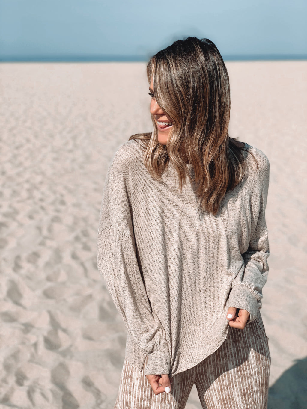 Cool Nights Pullover
