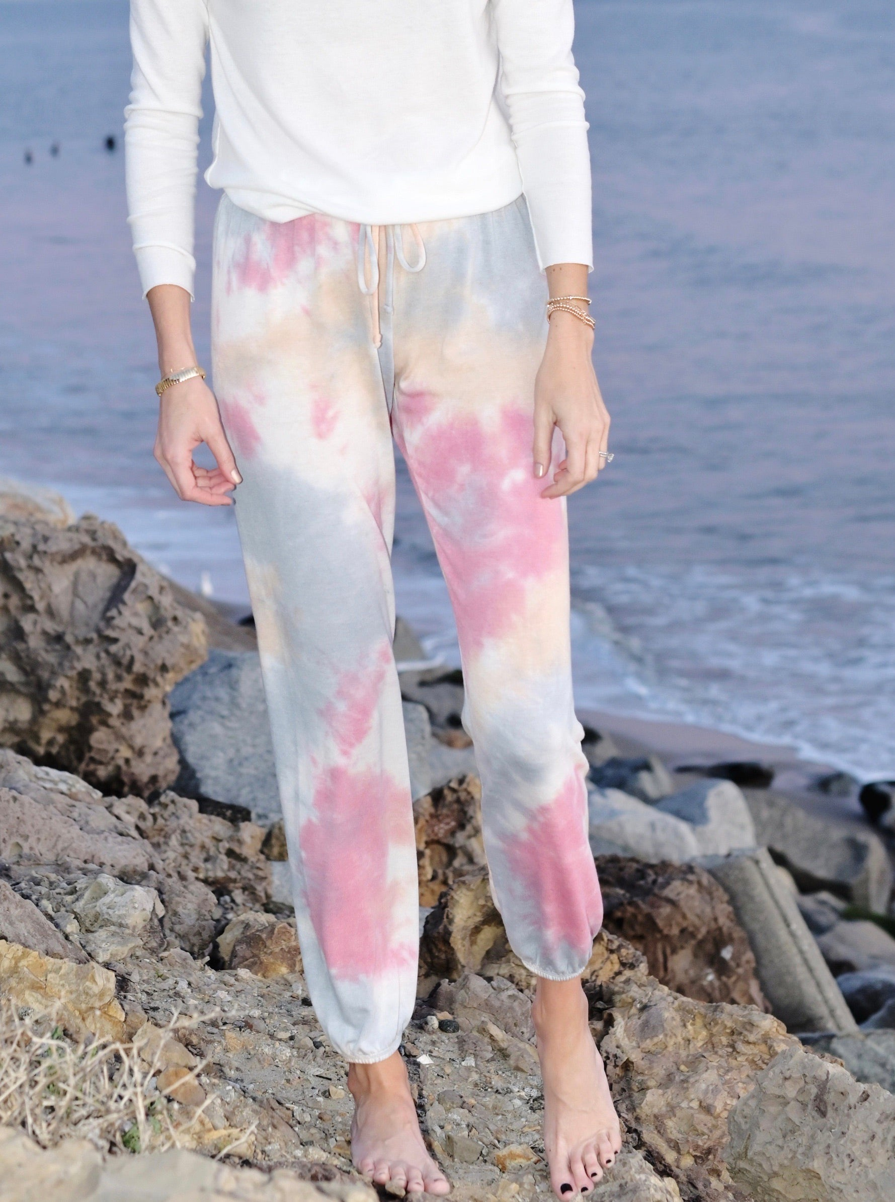 Shop Ever Cotton Candy Joggers