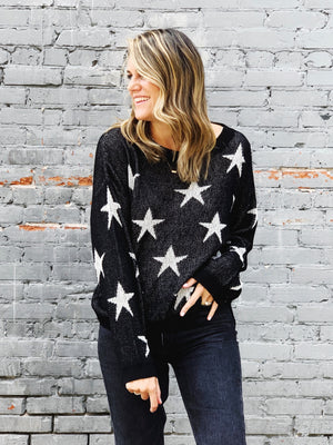Starry Night Pullover