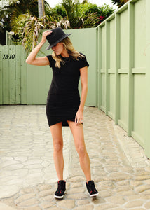SHOP EVER HEY THERE DRESS - Black