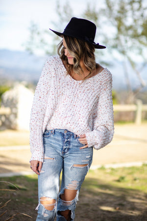 Shop Ever Confetti Sweater