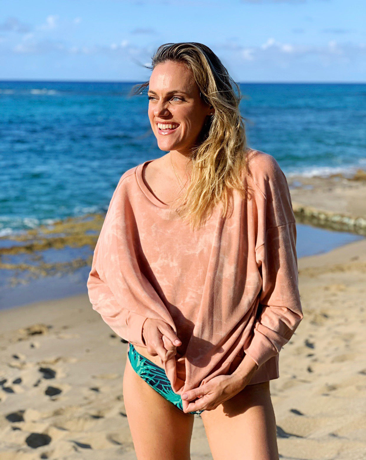 SHOP EVER SUNSET PULLOVER