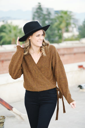 Shop Ever Bronzed Sweater