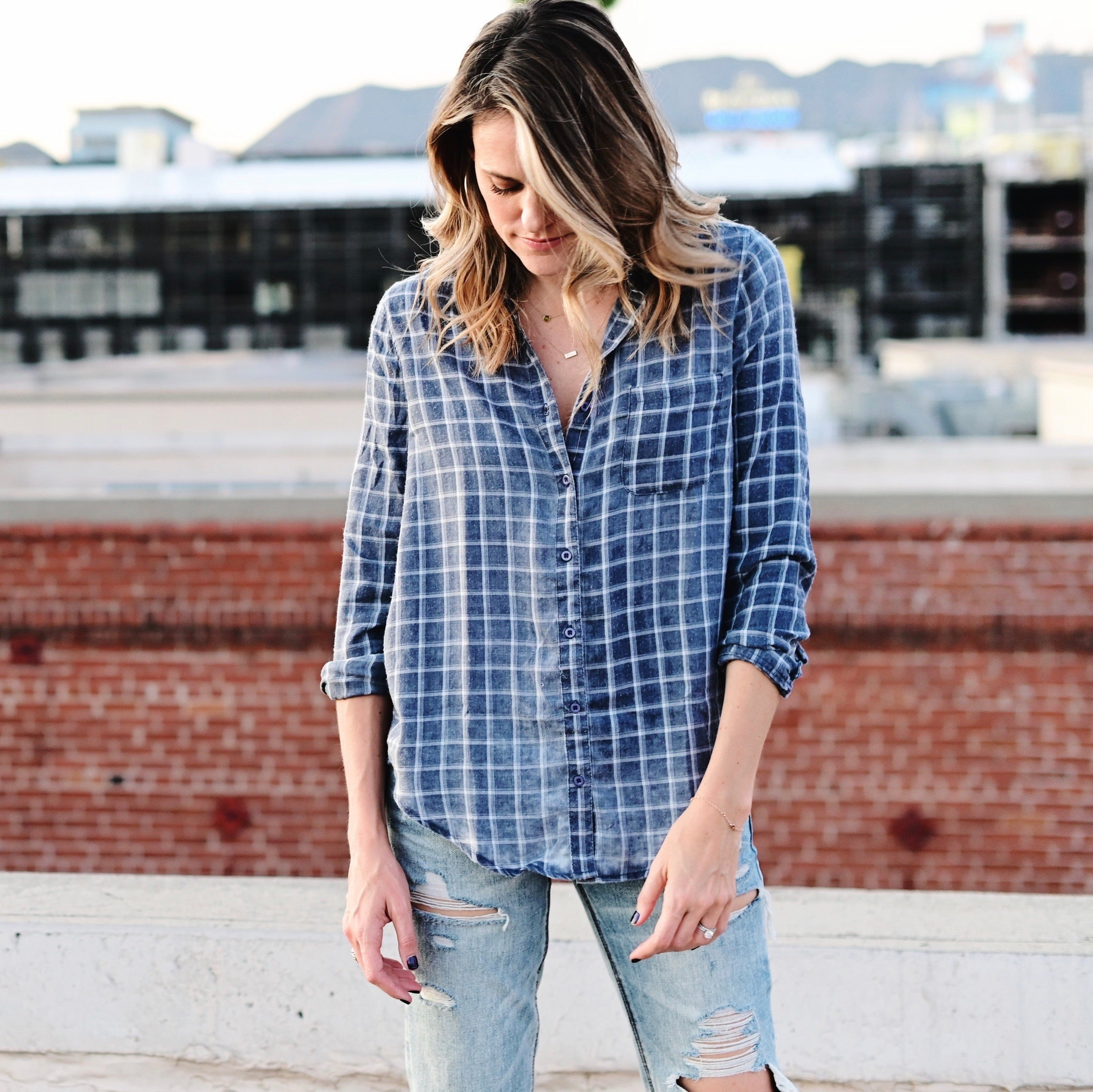 SHOP EVER VINTAGE BUTTON DOWN