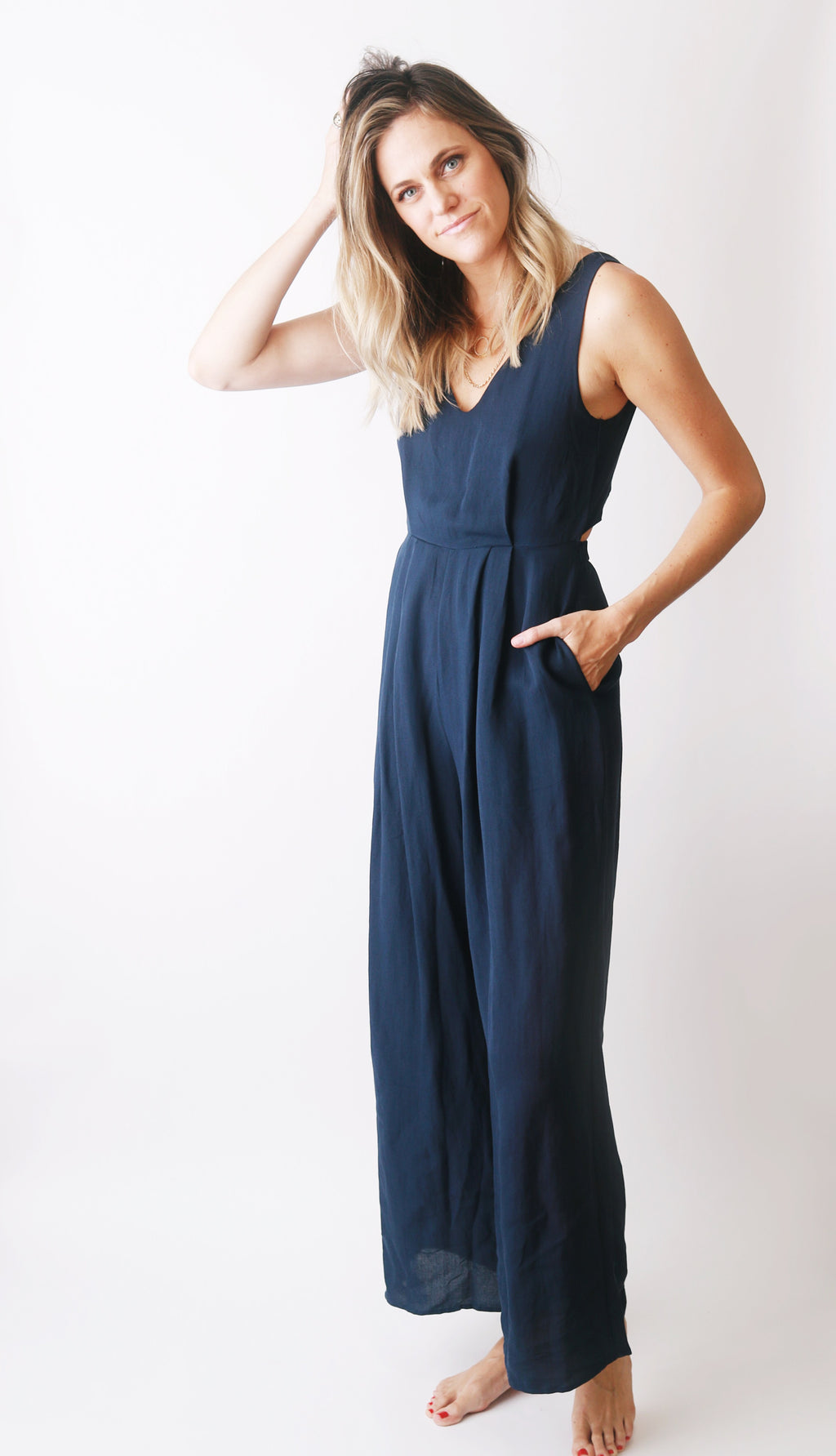 SHOP EVER CHARLOTTE JUMPSUIT