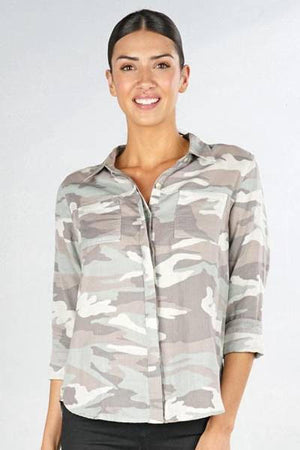 SHOP EVER IN THE ARMY TOP