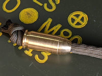 The 45 Brass Bead and a Free Paracord Lanyard
