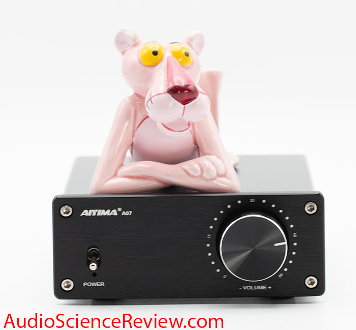 AIYIMA A07 TPA3255 Review (Amplifier)------audiosciencereview