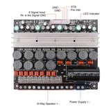 Amplifier Board - AIYIMA B2D044 - TPA3116 | 5.1 Channel Audio Amplifier Board | Power Amplifier - AIYIMA