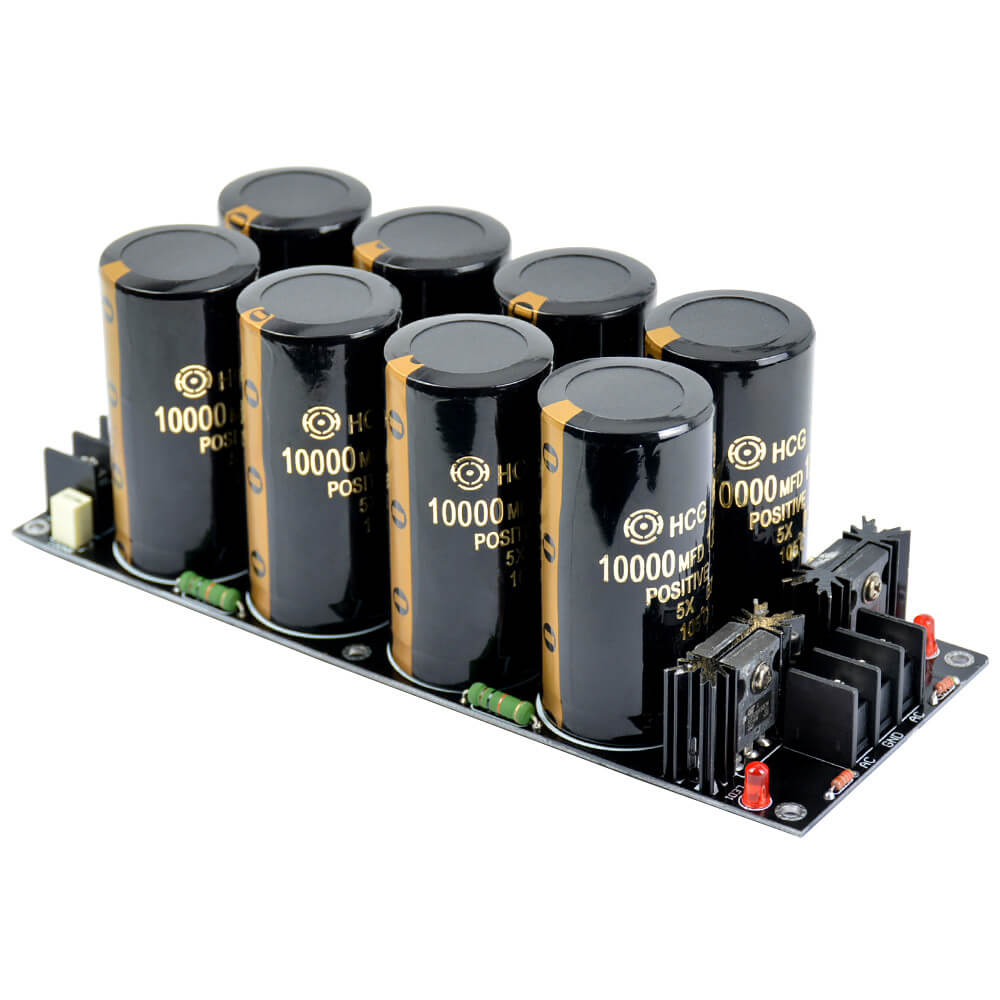 Amplifier Board - AIYIMA B2D764 | 120A Amplifier Rectifier Filter Supply Power Board - AIYIMA