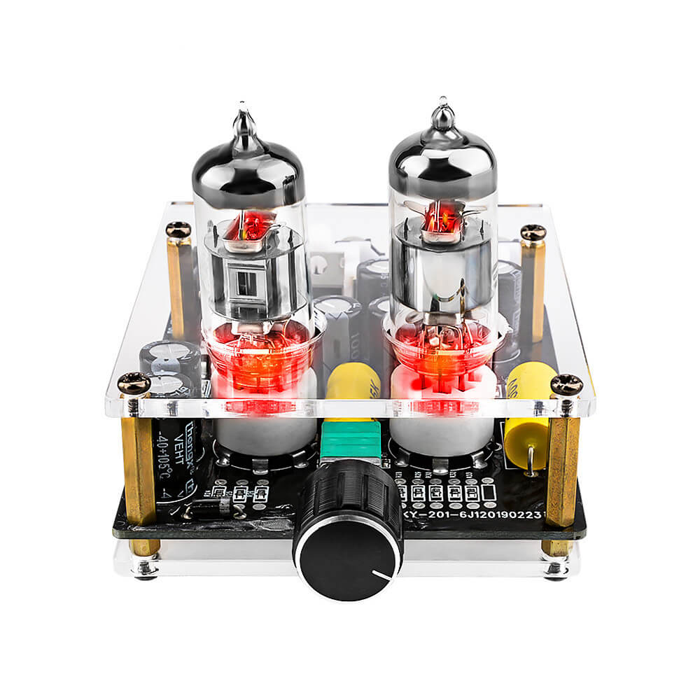 Tube Amplifier Preamp - AIYIMA B2D1751 | Fever 6J3 Tube Preamplifier Mini Pre Amplifiers Audio Board Preamp Bile Buffer Power Amplifier Professional - AIYIMA