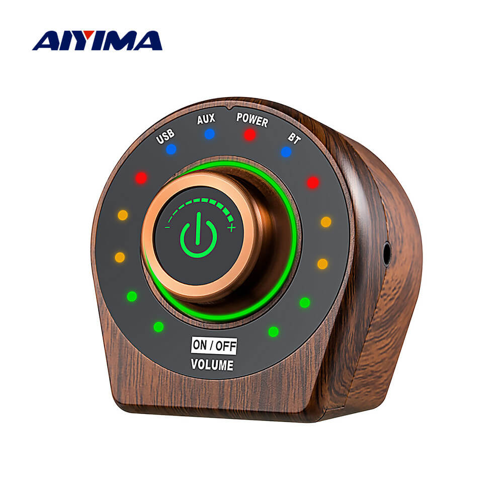 Bluetooth Amplifier - AIYIMA B2D2218 | TPA3116 | 50Wx2 | Bluetooth 5.0 - AIYIMA