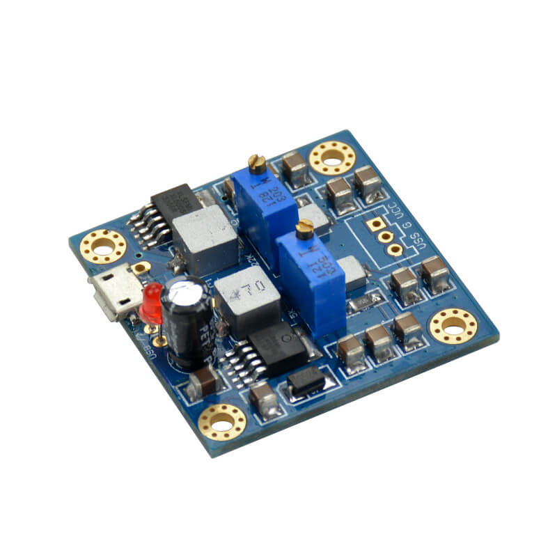 Amplifier Board - AIYIMA B2D070 | HIFI Low Noise Single Voltage To Positive Negative Power Output Regulated Power Supply For AMP Decoder - AIYIMA