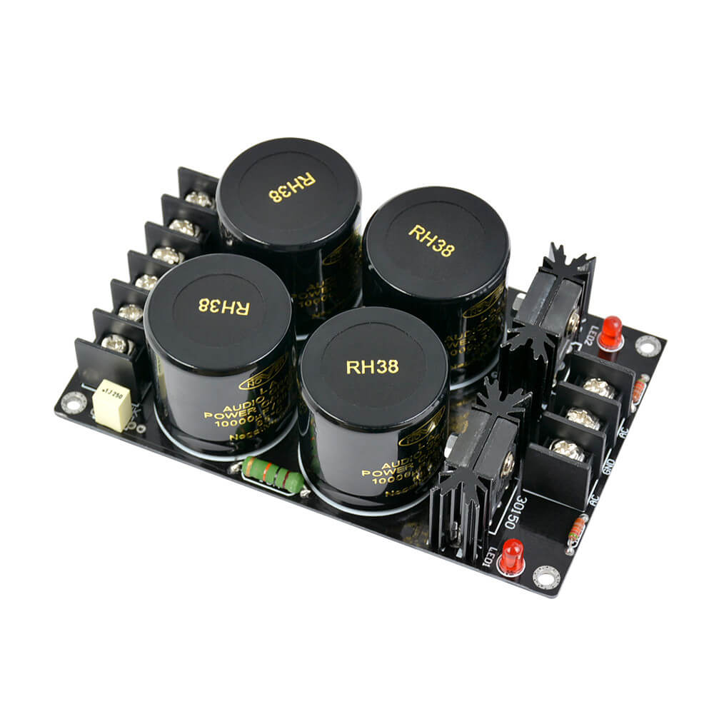 Amplifier Board - AIYIMA B2D801 | Assembled Amplifier Rectifier Protect board Supply Power Board - AIYIMA