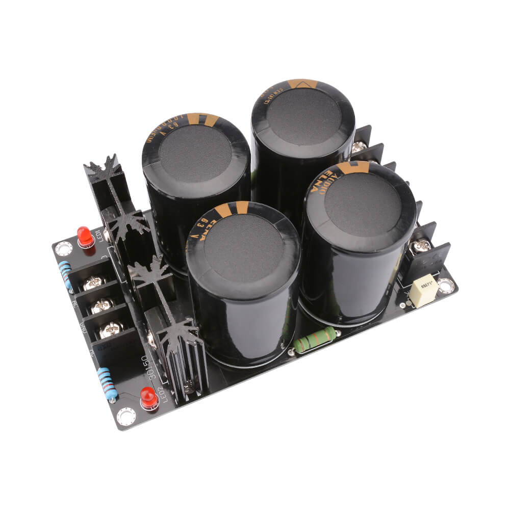 Amplifier Board - AIYIMA B2D1877 | Schottky Rectifier Filter Power Board - AIYIMA
