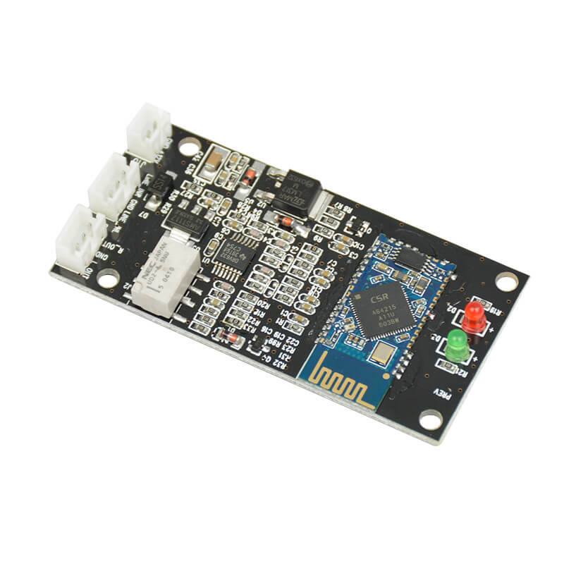 Amplifier Board - AIYIMA B2D276 | 4.2 Bluetooth Receiver Board CSR64215 Amplifers Bluetooth Module Lossless APT-X Wireless Bluetooth Audio DIY - AIYIMA