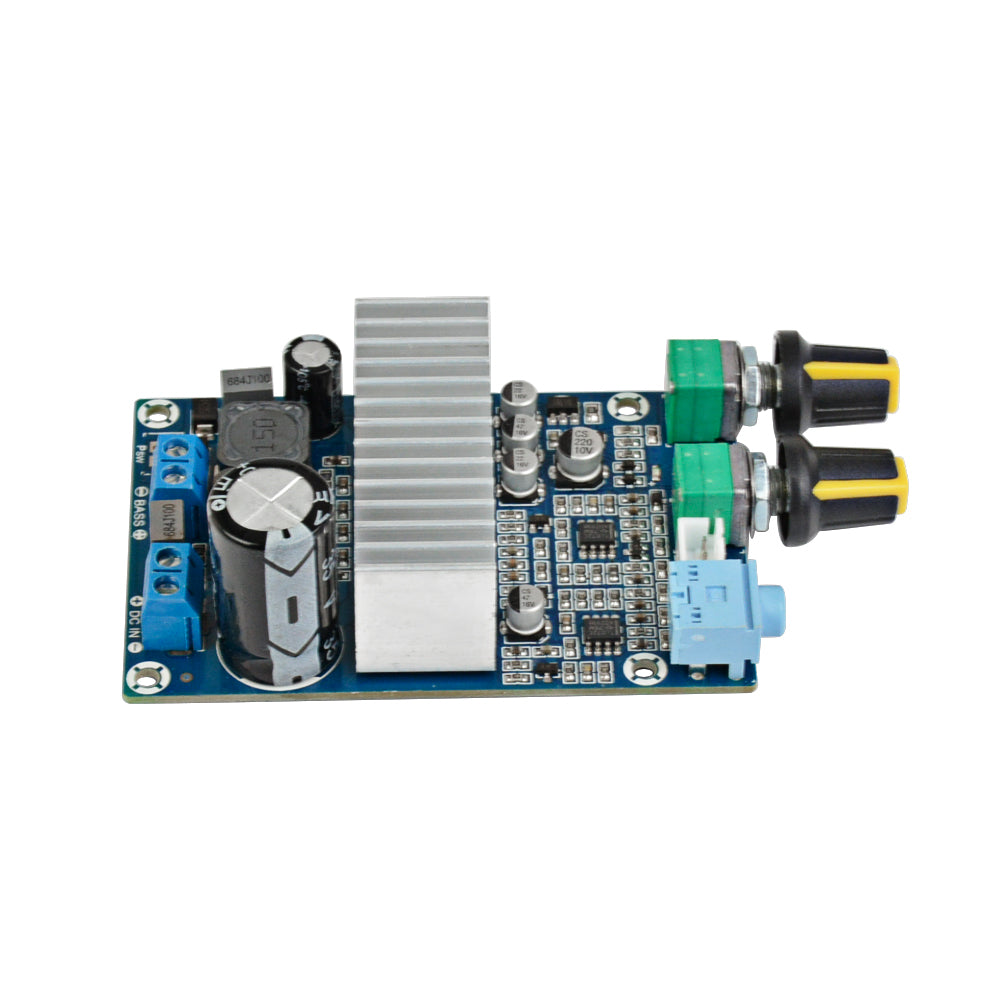 Amplifiers Board - AIYIMA A2D247 - TPA3116 | 2.1 Channel Subwoofer | 100W DC12-24V - AIYIMA