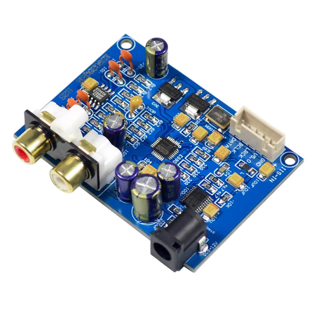 Amplifier Board - AIYIMA B2D1627 | ES9028Q2M ES9028 I2S Input Decode Board - AIYIMA