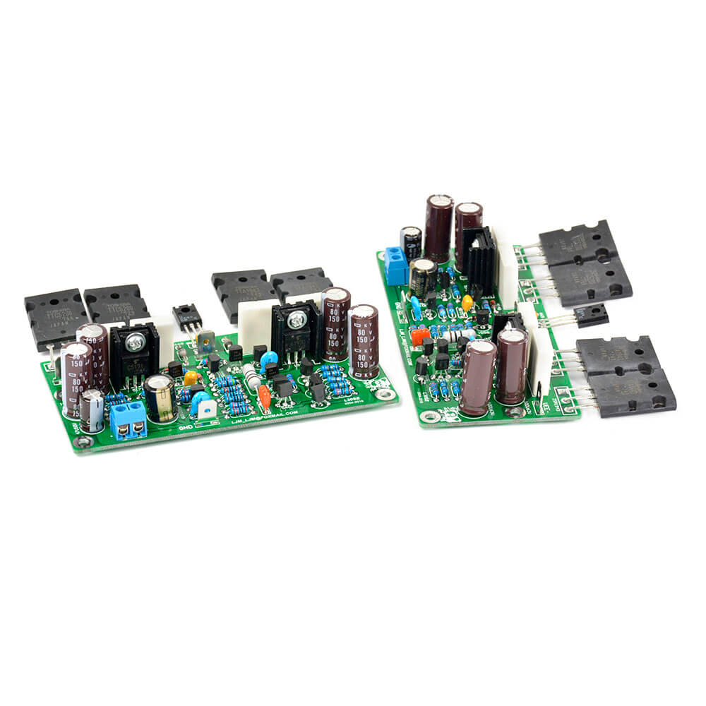 Amplifier Board - AIYIMA B2D520 | 2Pcs L20 SE Audio Amplifier Board - AIYIMA