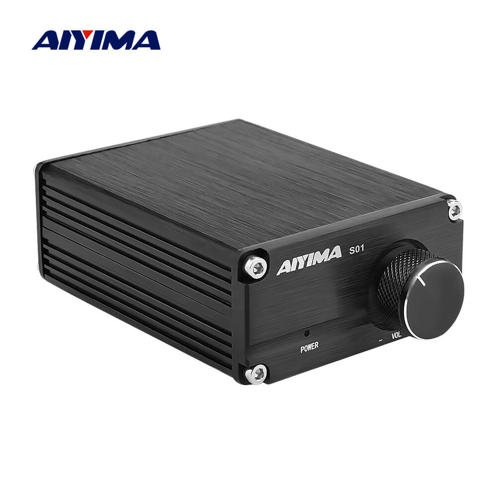Subwoofer Amplifier - AIYIMA S01 | Power Amplifier | Hifi Stereo Bass Amplifier - AIYIMA