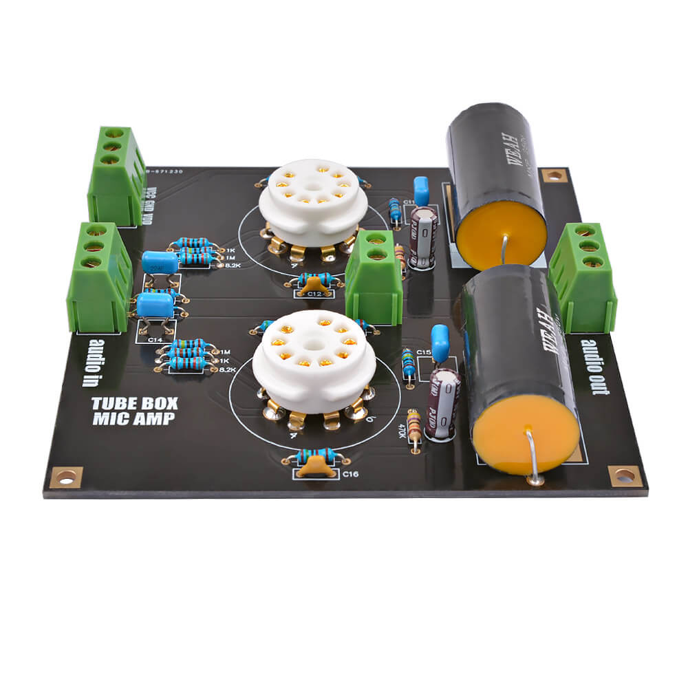 Amplifier Board - AIYIMA B2D1673 - X-10D | Tube Amplifier Preamp | X10-D Music Fidelity Bile - AIYIMA