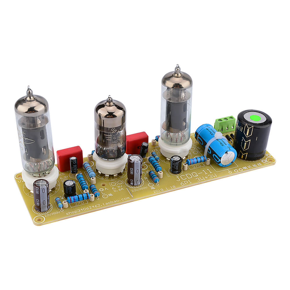 Amplifier Board - AIYIMA 6N1+6P1 | Tube Amplifier | Hifi Stereo Amplifier - AIYIMA