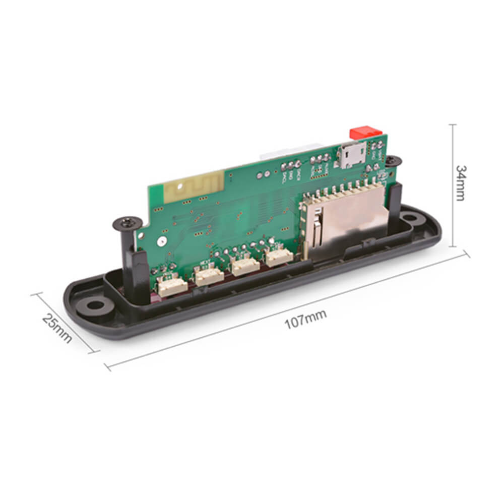 Decoder Board - AIYIMA B2D1600 | Bluetooth MP3 Decoder Board | Display Decoder | FM APE FLAC - AIYIMA