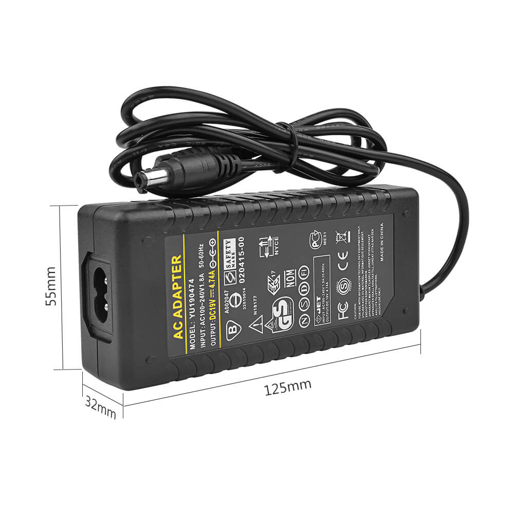 AIYIMA US/EU/UK 19/24V Plug Home Amplifiers Power Supply - AIYIMA