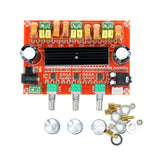Amplifier Board - AIYIMA A2D544 - TPA3116D2 | 2.1 Channel Digital Audio Amplifier Board | Subwoofer Amplifier - AIYIMA