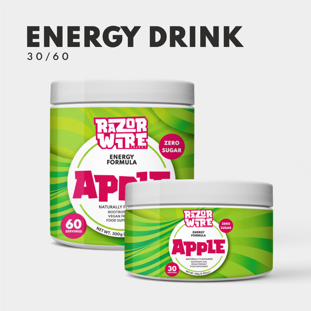 APPLE FLAVOUR GAMING FUEL