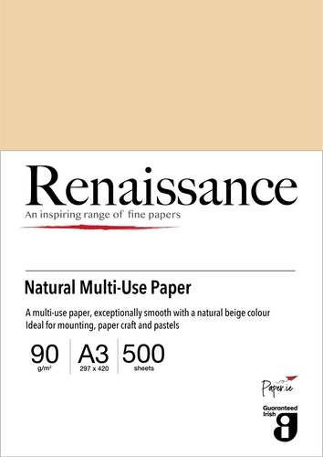 Natural Multi-Use Paper