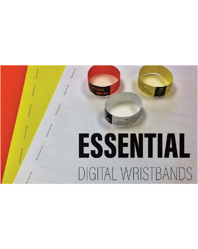 Essential Digital Wristbands
