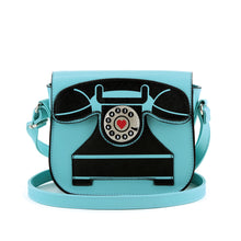 Vintage Telephone Shoulder Bag