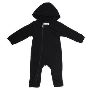 Young and Free Apparel - Cuddlesuit - Black