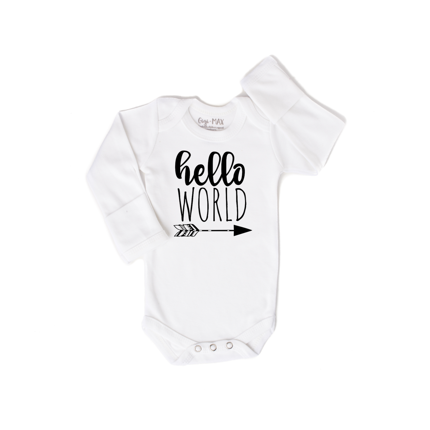 {BODYSUIT} Hello World