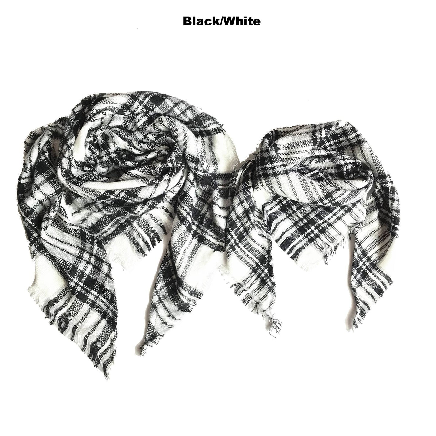 {SCARF} Mommy & Me Scarves