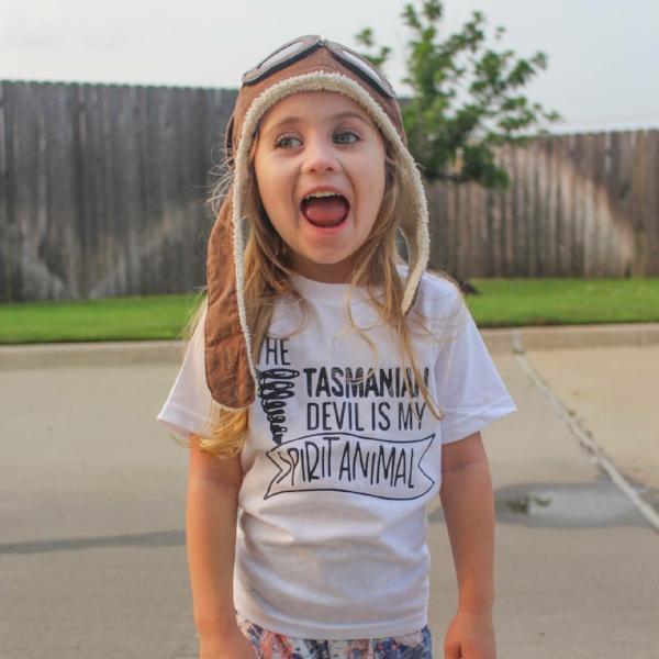 {SHIRT} The Tasmanian Devil is My Spirit Animal Tee