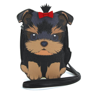 Yorkie Cross Body Bag