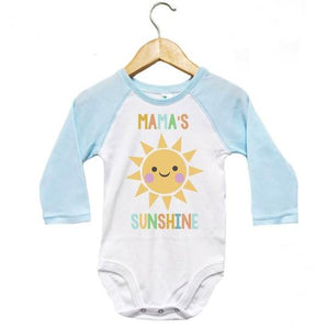 {BODYSUIT} Emerson and Friends - Mama's Sunshine