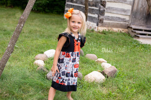 {DRESS} $12.50 - Witches Brew Dress