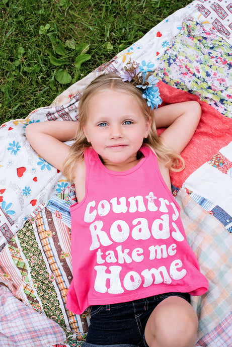{SHIRT} Country Roads Take Me Home