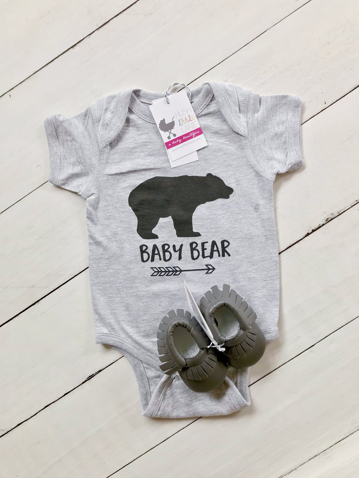 {BODYSUIT} Baby Bear