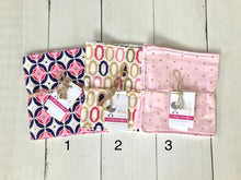 {BURP CLOTH} Handmade - Girlie Gold