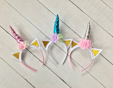 {HEADBAND} Unicorn Pointy Ear