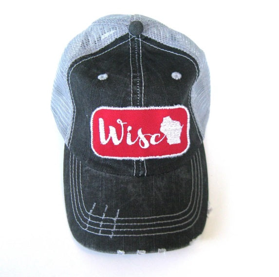 {MOM HAT} Wisco